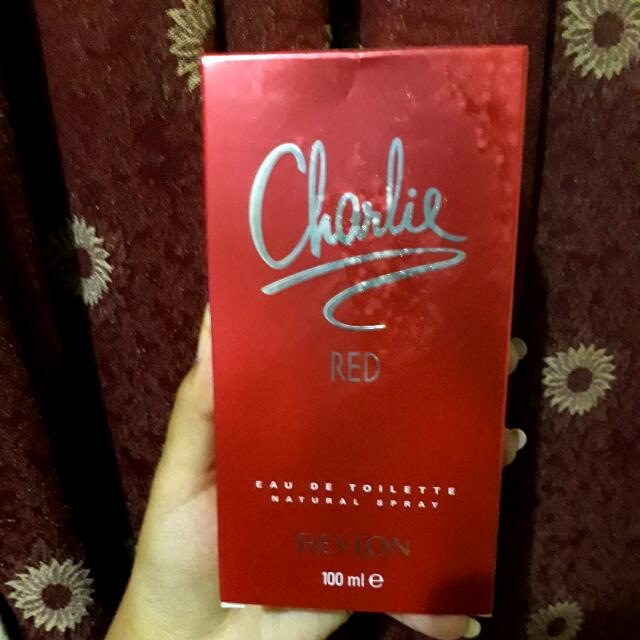 Parfum Charlie Red Revlon Eau De Toilette, Health & Beauty, Perfumes, Nail Care, & Others on Carousell