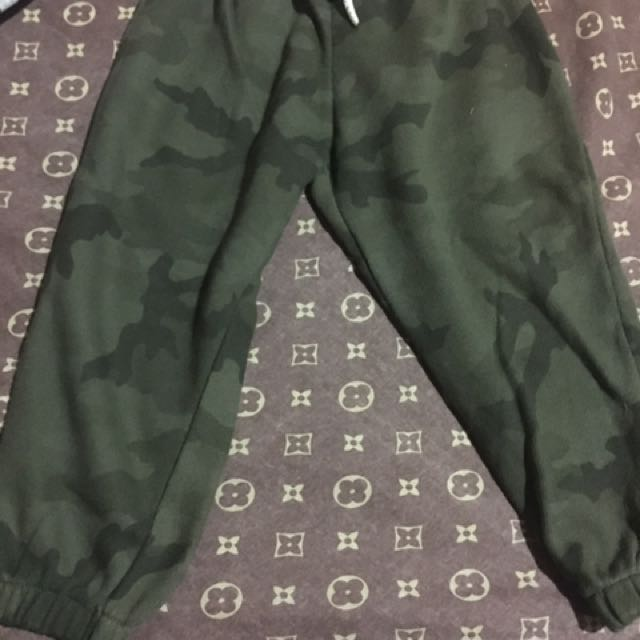 Preloved jogger Pants for Toddlers