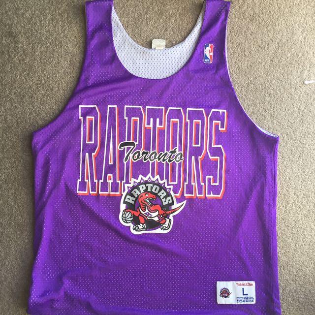 Raptors NBA Singlet (Mitchell & Ness)