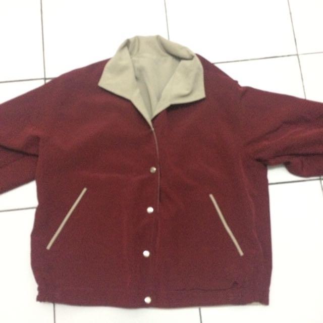 Reverse Jacket