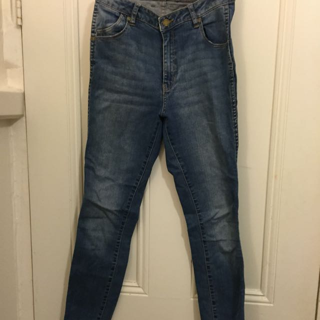 ROLLA'S High Waisted Jeans