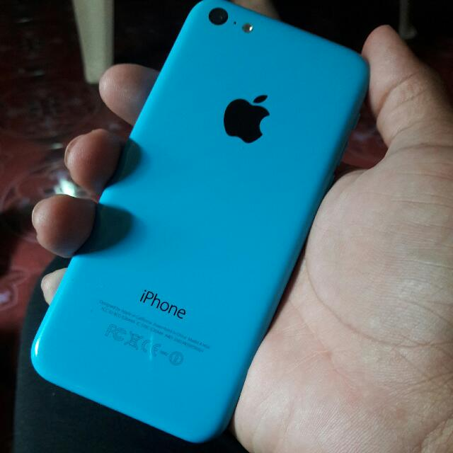 RUSH ! IPHONE 5C