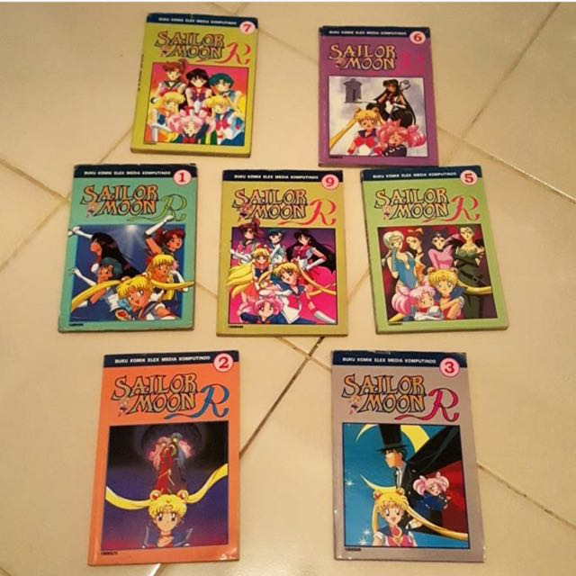 Sailormoon Comic