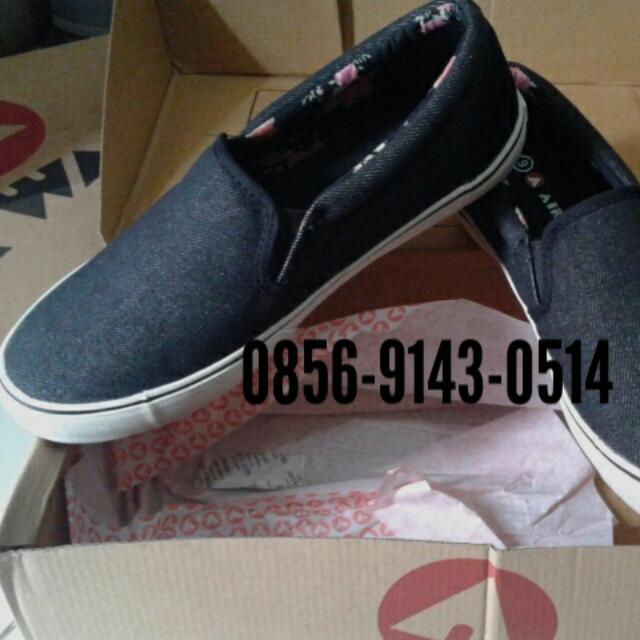 Sepatu Airwalk original slip on edc63e7b7f