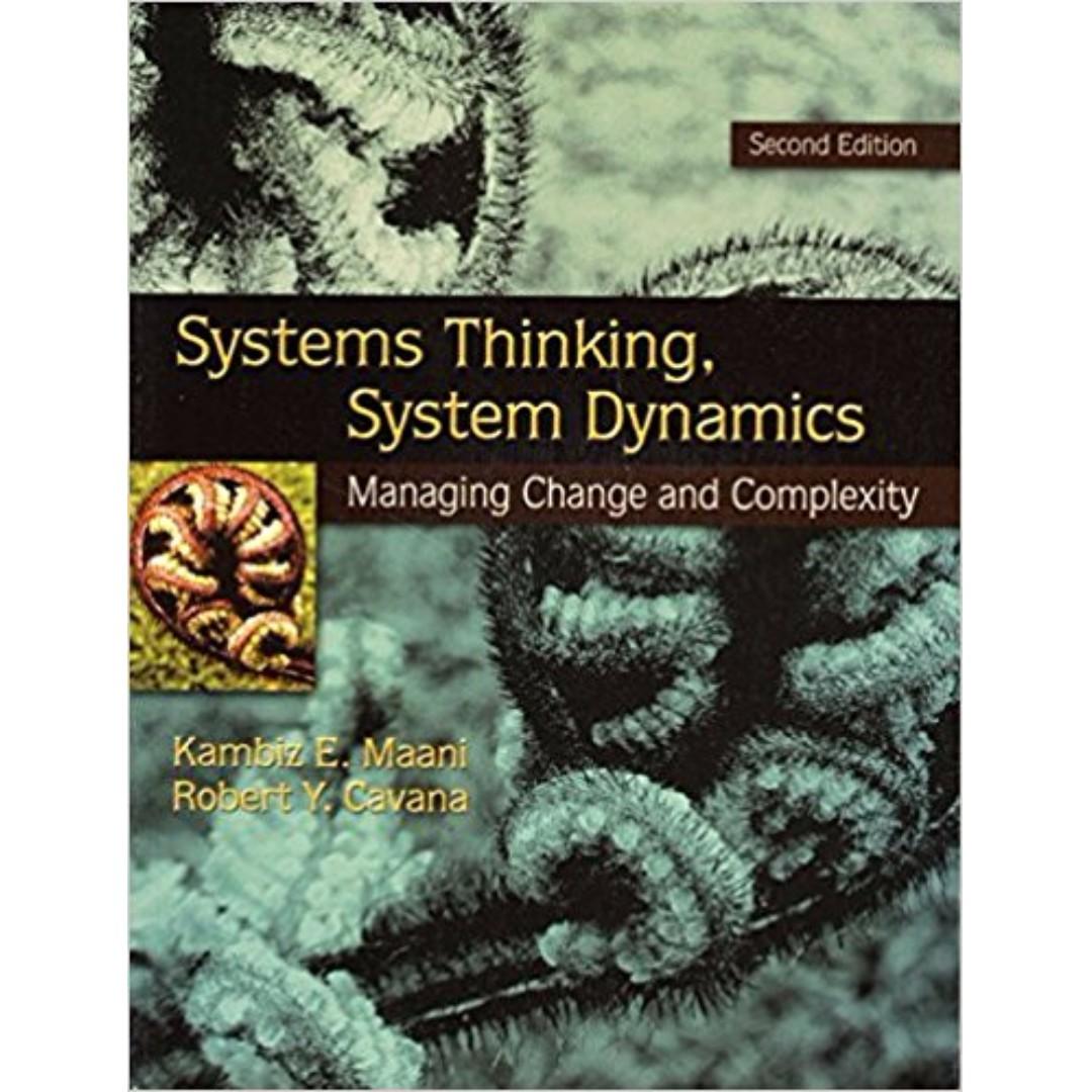 System Dynamics, 2nd Edition