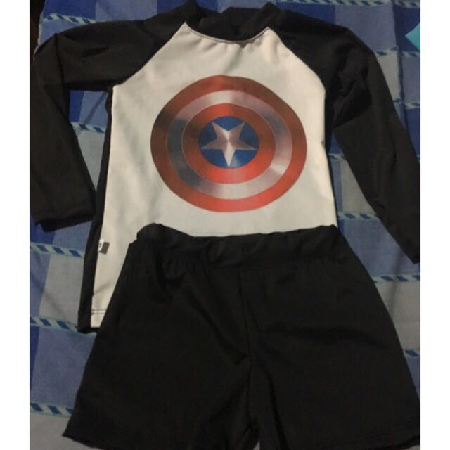 Toddler Rashguard