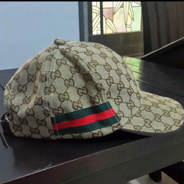 Topi Gucci Cap