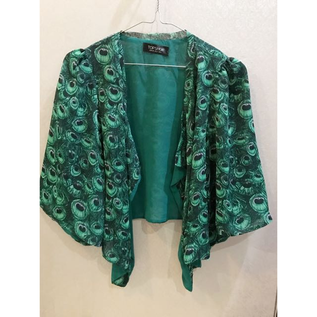 Topshop Crop Outer