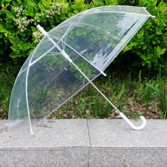 Transparant Umbrella / Payung Transparan