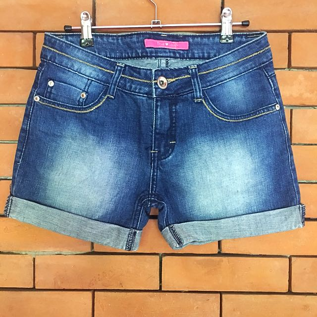 True Love Denim Shorts