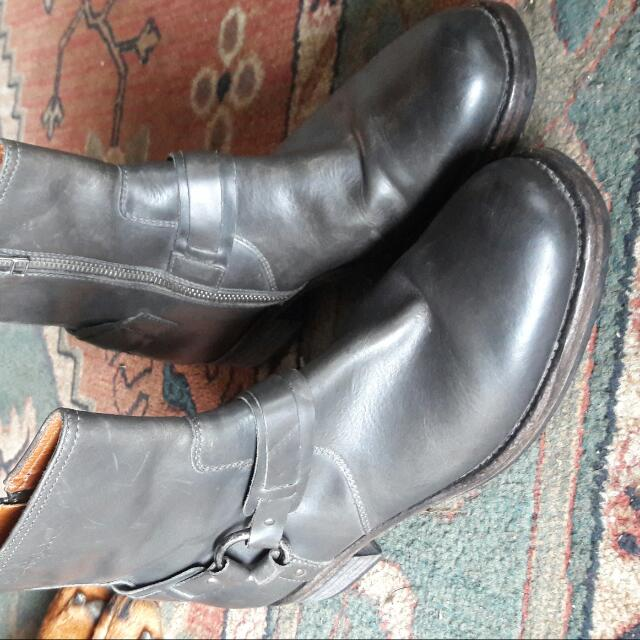 True Religion Men's Boots