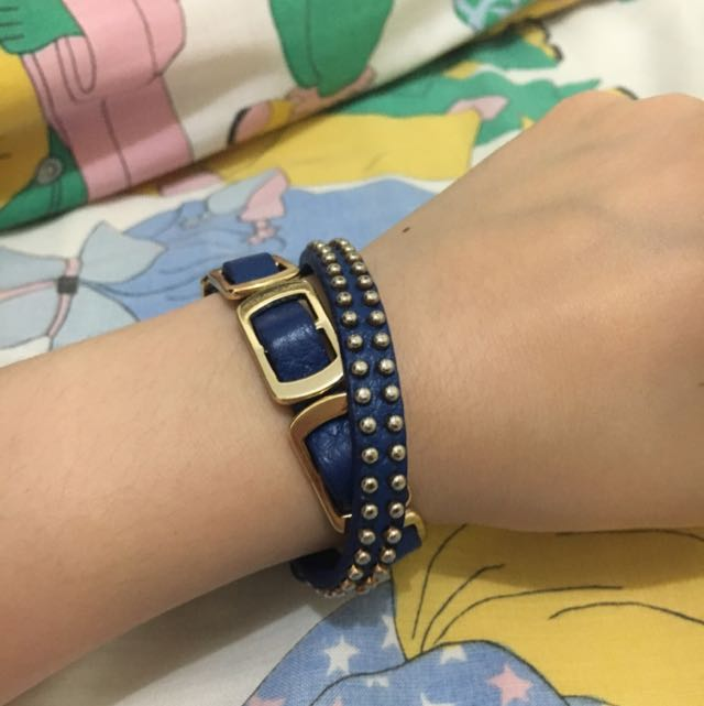 Unbranded Wrapped Leather Bracelet