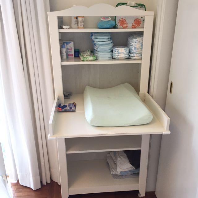White Cabinet (IKEA)