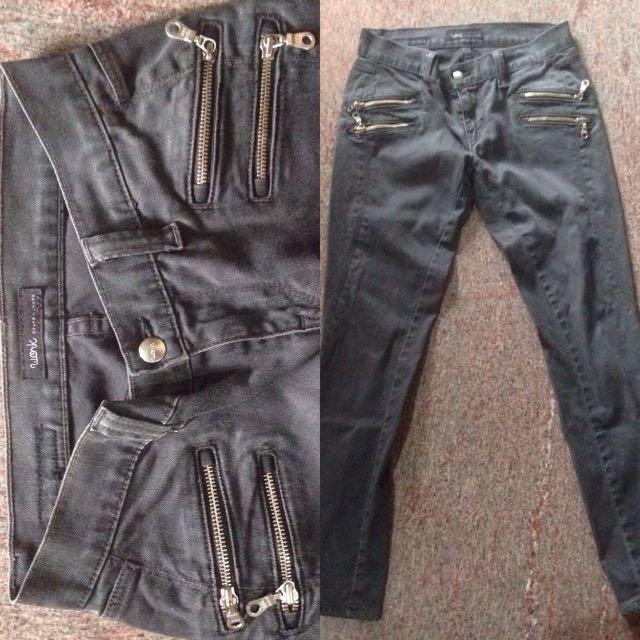 Work Jeans Zipper