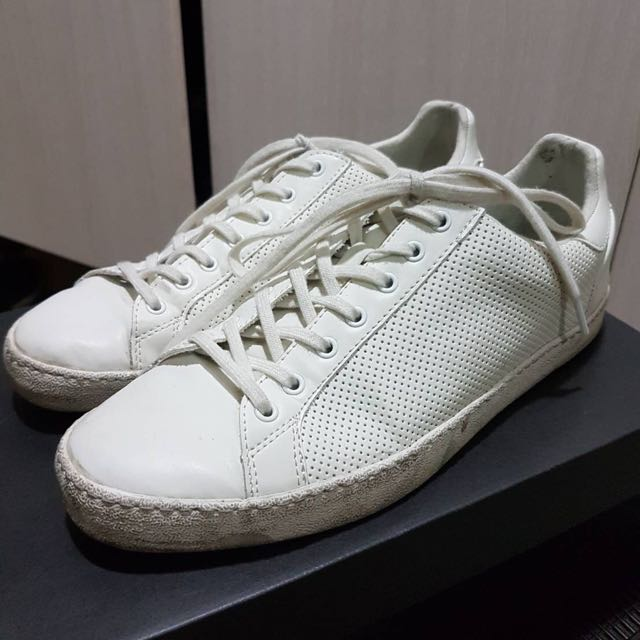 Zara Shoes All White