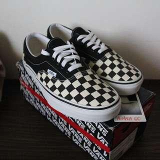 Vans Checkerboard Era