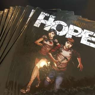 Komik / Comic / End of Hope