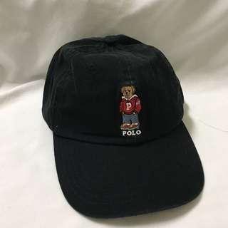 Polo Bear By Ralph Lauren Polo熊 棒球帽 刺繡小熊