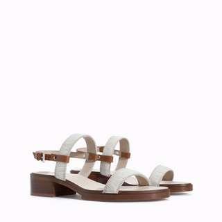 Zara Cow Hide Sandals