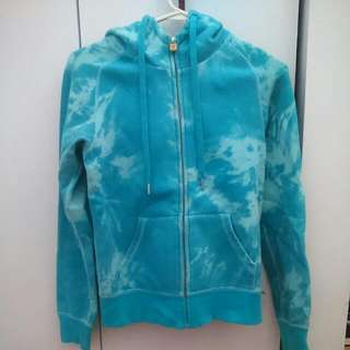 *REDUCED* TNA Sky Blue Hoodie