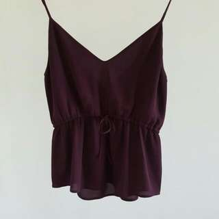 BABATON Blouse in Wine