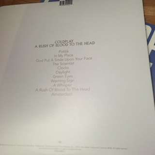 Coldplay  Record