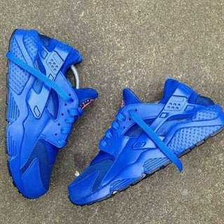 Blue And Gold Huarache
