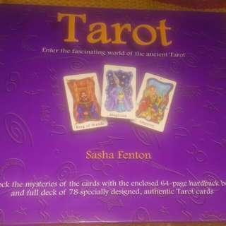 Tarot Card With Book (Last Stock)
