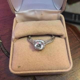 Beautiful 925 Silver Ring