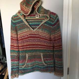 Roxy knitted pull over