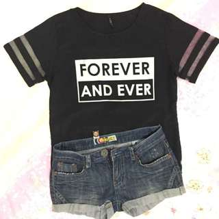 Forever And Ever Top