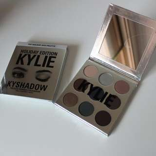 New Authentic Kylie Jenner Cosmetics Holiday Edition Kyshadow Eyeshadow