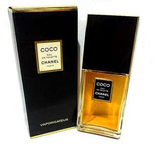 COCO CHANEL PARIS PERFUME