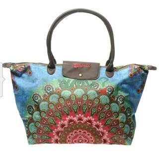LOOKING for Desigual Shoulder Bag Tote