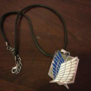 Attack On Titan Anime Neckalce