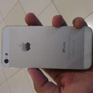 Iphone 5 32gb Kondisi 92% Bagus
