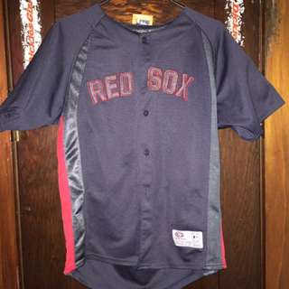 Authentic Red Sox Apparell #thecafe