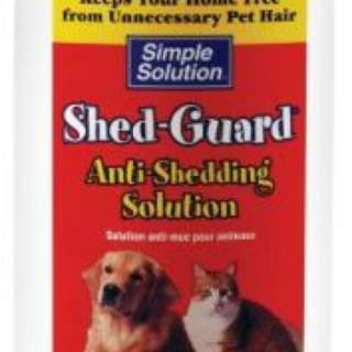 Simple Solution Shed-Guard Anti-shedding solution