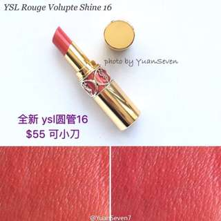 YSL Rough Volupte Shine #16