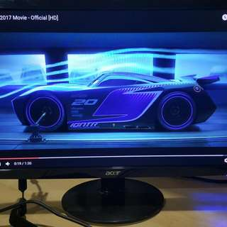 """Acer 23"""" LED Monitor - With HDMI (Full HD)"""