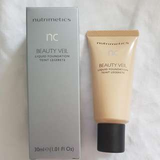Nutrimetics Beauty Veil Foundation
