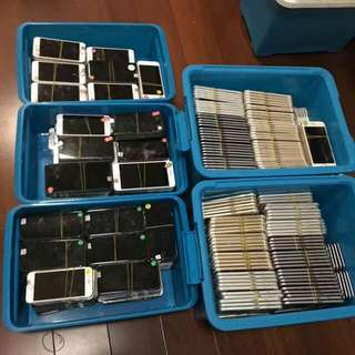 大量高質(蘋果二手機)歡迎查詢問價 歡迎批發 A large number of high quality (Apple two mobile phones) welcome to inquire welcome wholesale