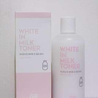 G9 WHITE IN MILK TONER (berrisom)