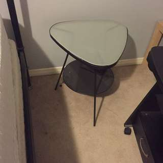 Triangle Night Stand/ Side Table