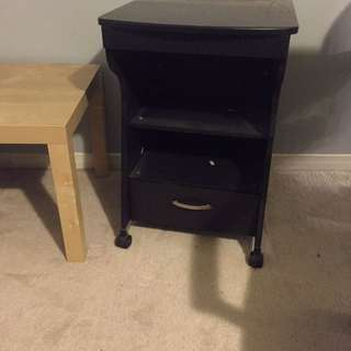 Printer Stand, Trolley, Side Table