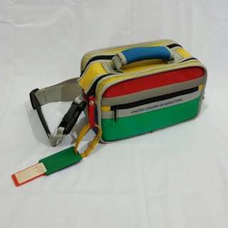 Camera Bag - United Colors Of Benetton