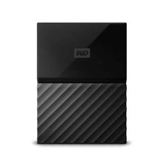 【Brand New】WD MyPassport Portable Hard Drive1TB 移动硬盘
