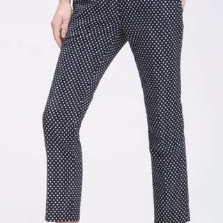 IMNYC Dress Pants Polka Dots Size 6