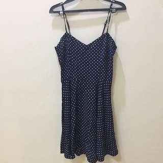 Cotton On Navy Mini Dress