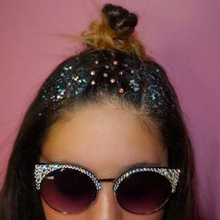 Swarovski Crystal sunnies